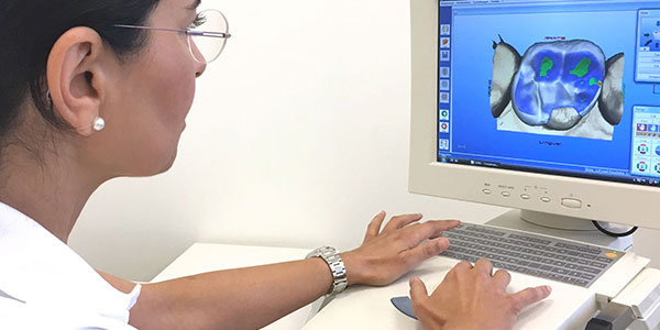 computergestützte Zahnmedizin / CEREC 3D Verfahren