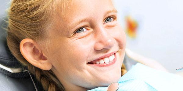 Zahnärztin für Kinder