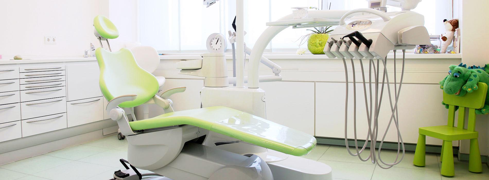 Behandlungsraum - Zahnarzt in Hannover